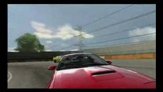 Forza Motorsport 2 - Import Generation - In Game Video