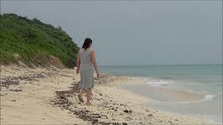 宮古島へ旅行に行った時にお友達になった 宮古島民謡歌手の池原さんより...