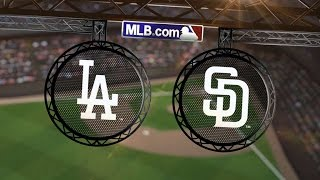 8/31/14: Ryu cruises past Padres in return from DL