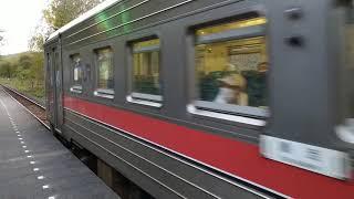 【発車シーン】キハ54系気動車 釧網本線 普通列車網走行き(釧路湿原駅)