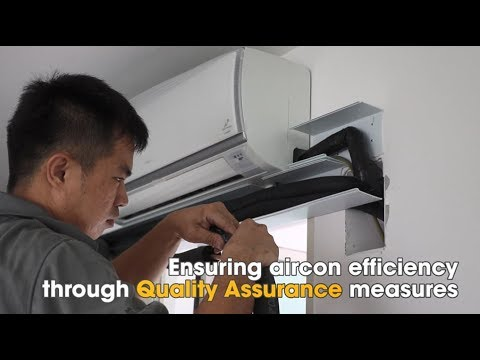 Aircon Installation Quality Assurance