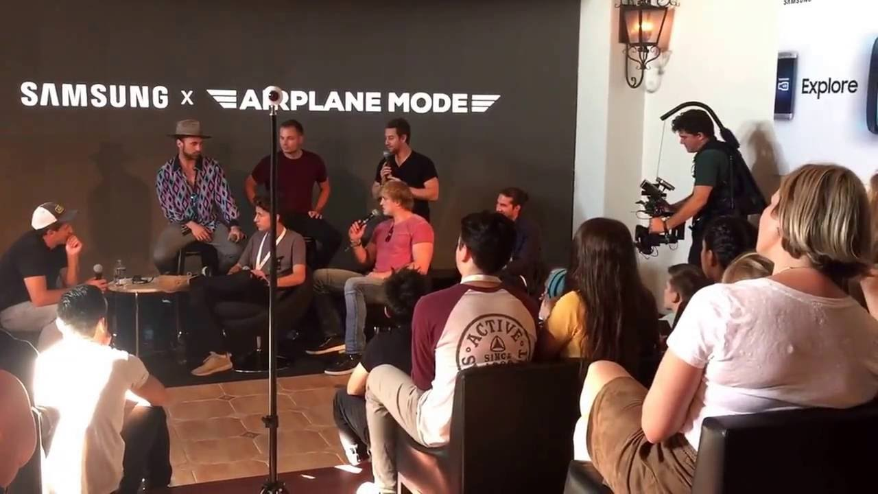 airplane mode movie cast