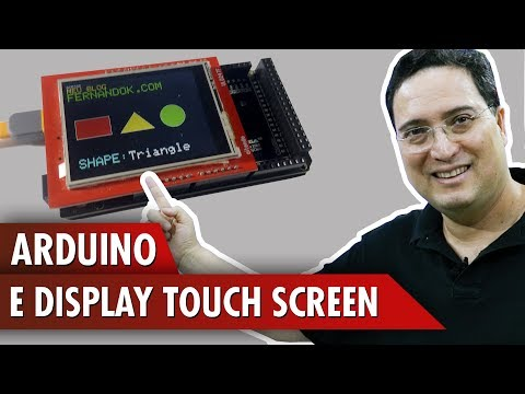 Arduino e Display Touch Screen