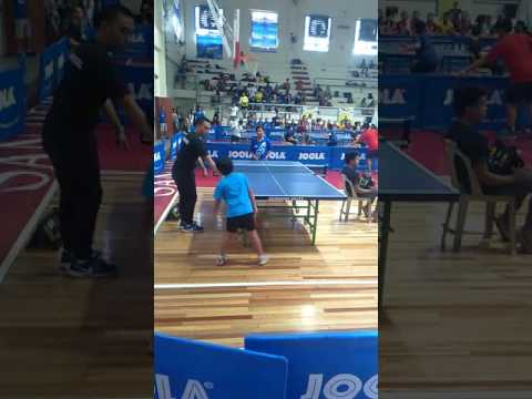 Uni orient Table tennis at San beda .