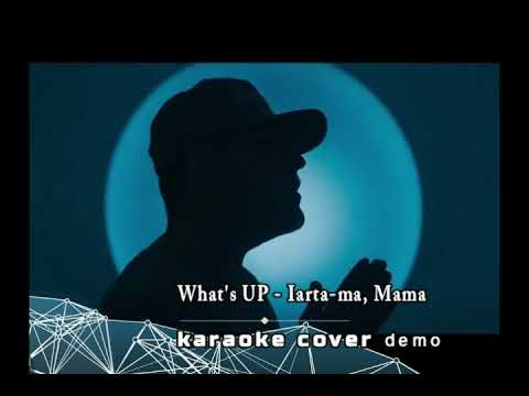 What's UP - Iarta-ma, Mama! (karaoke cover)