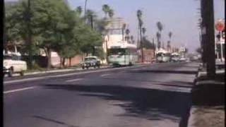 Los Angeles Streetcars - The Final Years