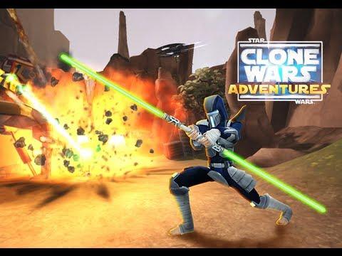 Clone Wars Adventures Felucia Mission Quest #2