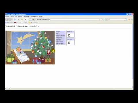Videotutorial - Creación actividades con Ardora: panel gráfico e sopa de letras