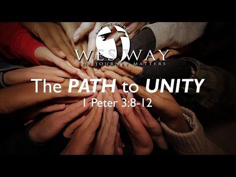 Westway Baptist Church - March 26, 2017 - The Path to Unity - Pastor David Barrett