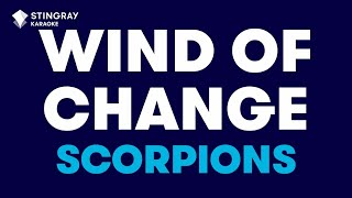 "Video Wind Of Change in the Style of ""Scorpions"" karaoke video with lyrics (no lead vocal) download MP3, 3GP, MP4, WEBM, AVI, FLV Februari 2018"