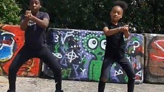 Angel  petit  pure afro dance 👍👍👍🔥