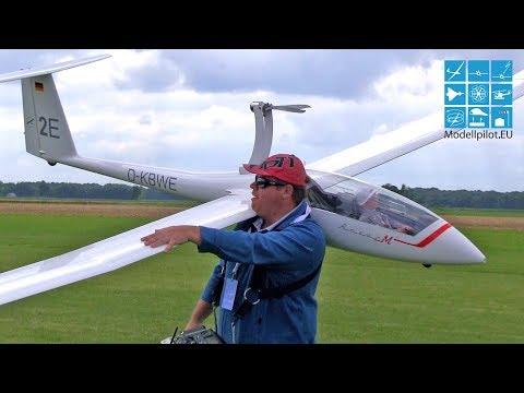 ARCUS M RADIM HORKY & ARCUS T RC-FLIGHT-ACADEMY ORBIS KTW KLAPPTRIEBWERK THOMA MODELLTECHNIK