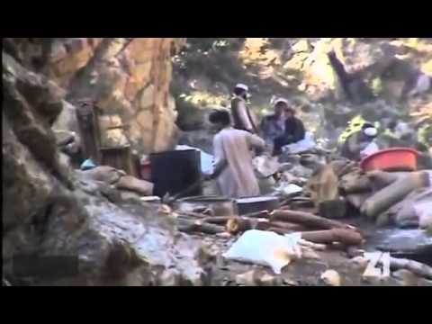 Afghanistan - Smetiště drog