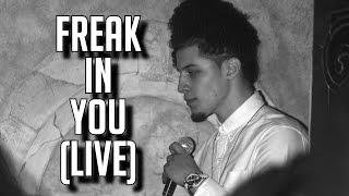 Ruben DeVill - Freak in You (Live performance)