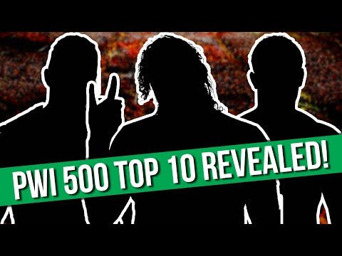 PWI 500 Top 10 Revealed