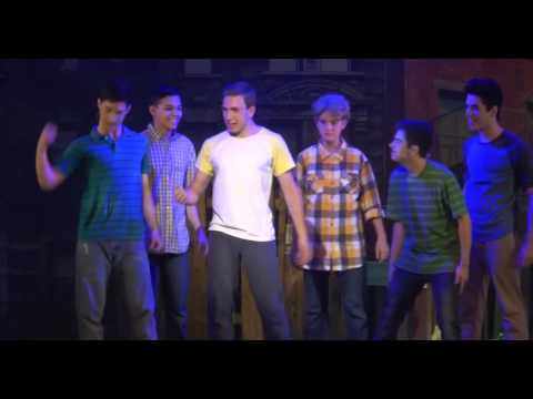 CMPAC Teen West Side Story 2016