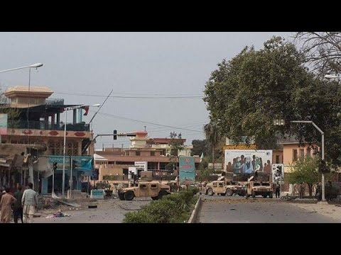 Afghanistan's Jalalabad: Blasts, Gunfire near Indian Consulate in Jalalabad