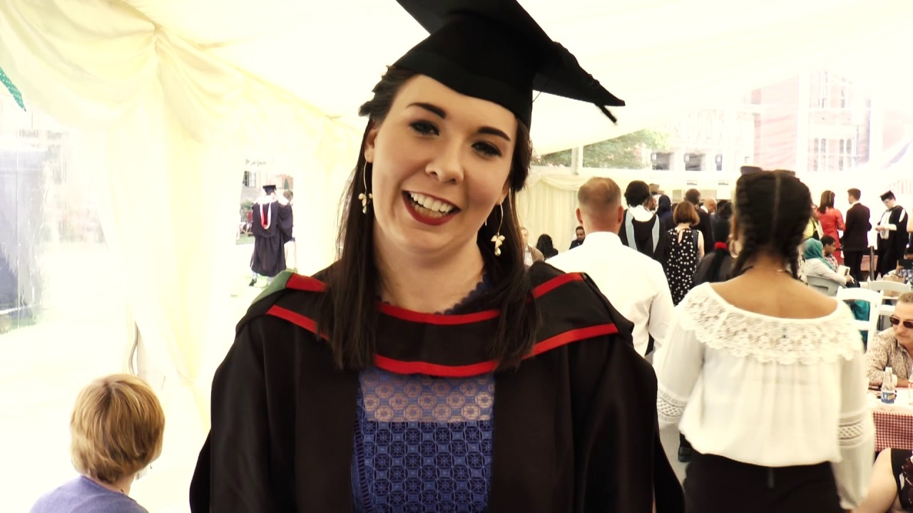 Pharmacy Graduation: University of Birmingham 2017 - YouTube