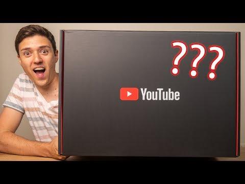 El MEGA regalo de YouTube 🎁🙊