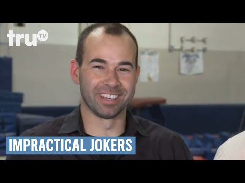 Impractical Jokers - Ribbon Dancing For The Gold (Punishment) | truTV