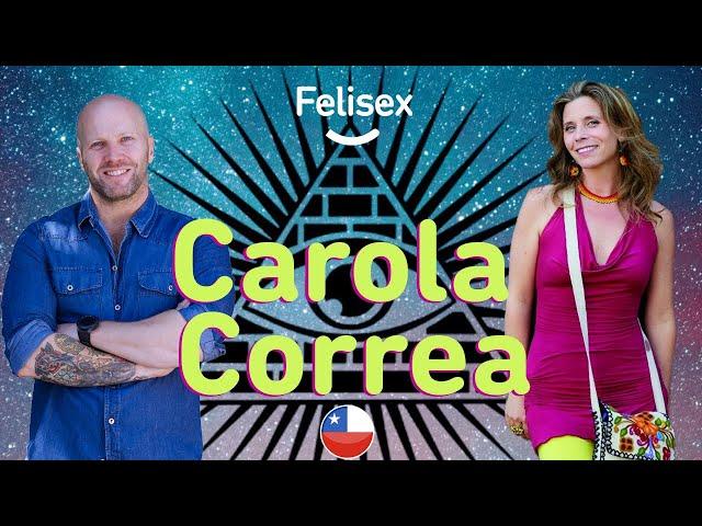 Entrevista Carola Correa - Bienestar, sexualidad, Glandula Pineal ✅💥