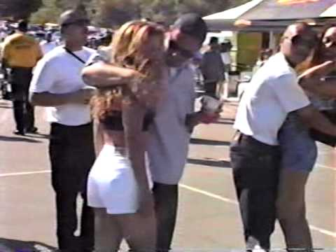 San Diego Ca 1994 Lowrider Car Show Home Video Quot Girls