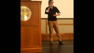 finding your inner genius ben thomas northeastern u s brain awareness week 2015