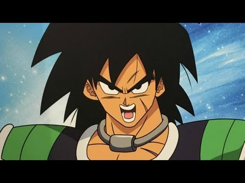 BROLY IS NOT EVIL in Dragon Ball Super Broly