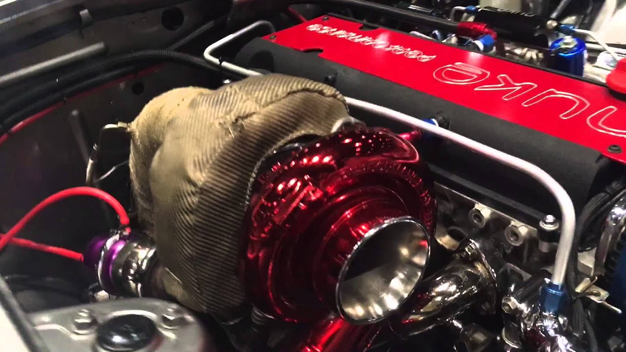 crazy 2jz swapped datsun z with nuke performance custom parts and