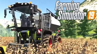 FS19 DLC Alpine #69 - UN TRATTORE CLAAS MULTIUSO - GAMEPLAY ITA