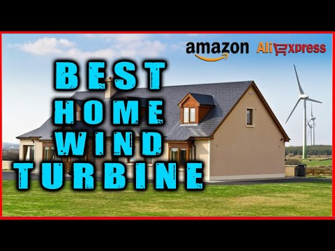 7 Best home wind turbines 2020