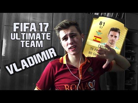 FIFA 17 CZ | Ultimate Team #1 | VLADIMIR FTW