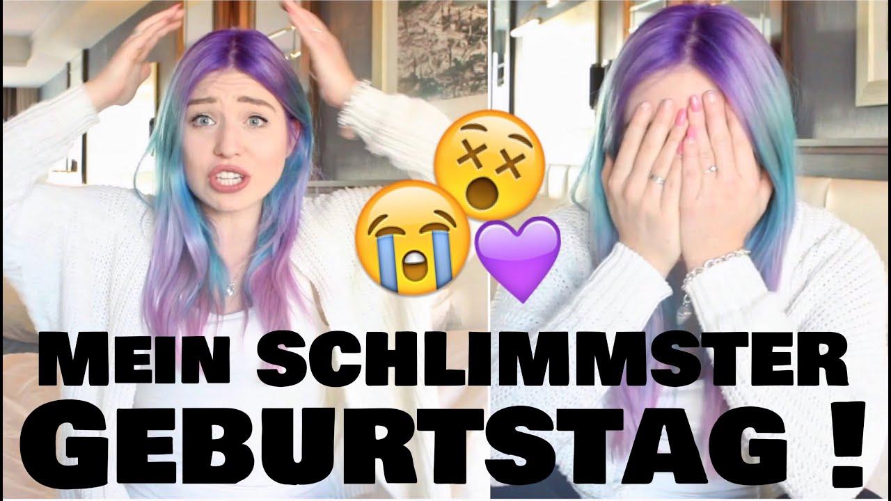Mein Schlimmster Geburtstag Stalker O Bibisbeautypalace Youtube