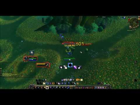 Balance Druid Ultimate Weak Aura / Interface - WoW Legion 7.1.5