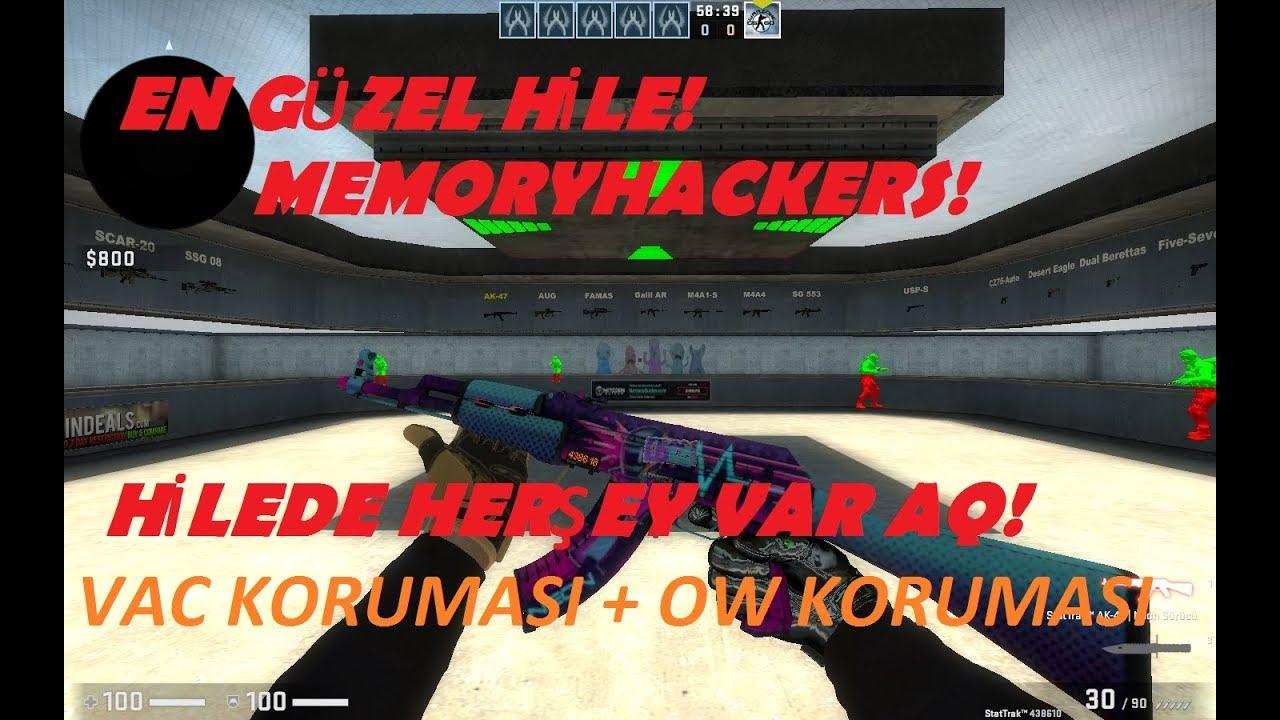 CS:GO MemoryHackes Tanıtım | Legit Ayarlar