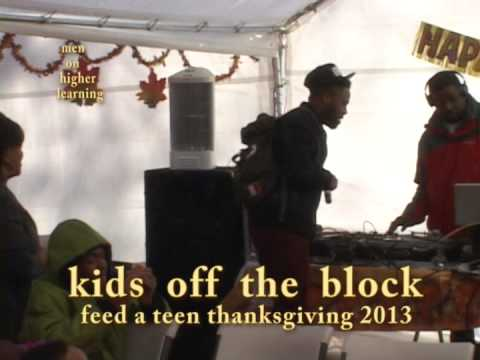 Tony Hogues kob Feed a teen pt.1 2013