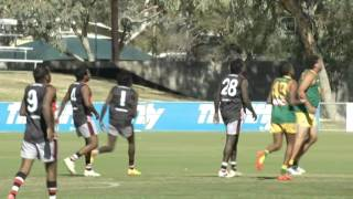 AFL in Alice Springs Booming