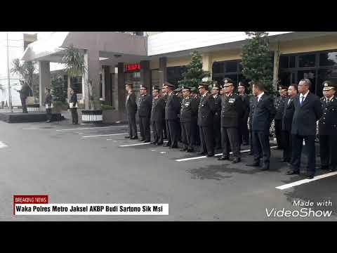 Waka Polres Jaksel AKBP Budi Sartono Sik Msi Irup Upacara Hari Pahlawan 10 Nop 2017 Mp3
