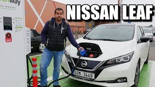 2018 Nissan LEAF 40 kWh (ENG) - Test Drive and Review