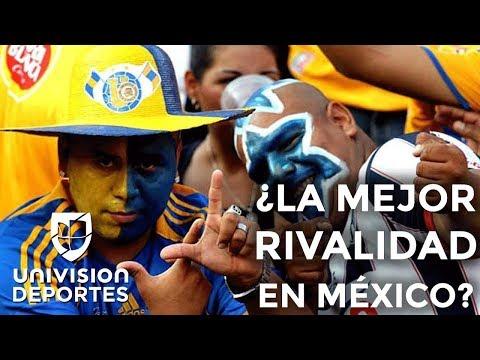 ¿La mejor rivalidad de México Así conviven Monterrey y Tigres en la misma ciudad