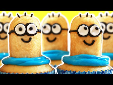 Download DESPICABLE ME MINION CUPCAKES - NERDY NUMMIES Snapshots