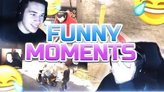 GTA 5 ROLEPLAY FUNNY MOMENTS (Prxsent)