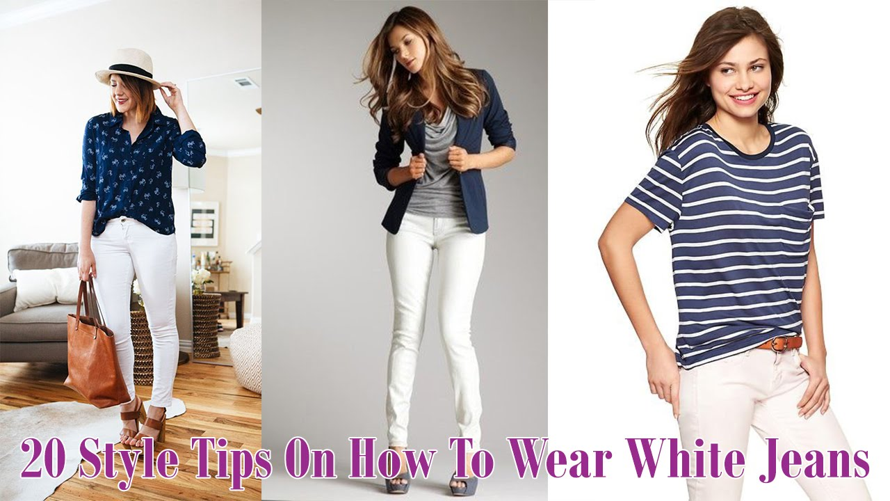 White t shirt fashion tips - White T Shirt Fashion Tips 15