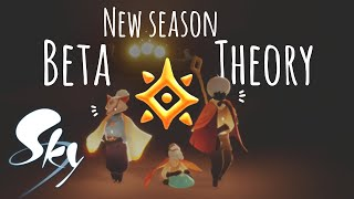 NEW SEASON IN SKY BETA | Our opinion on the theory 'will prophecy be the last season of sky cotl?'💫