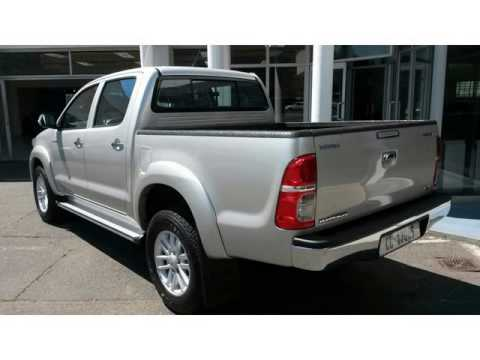 2013 TOYOTA HILUX Auto For Sale On Auto Trader South Africa
