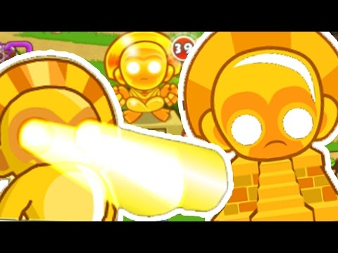 SUN GOD ONLY CHALLENGE - BLOONS TOWER DEFENSE 5
