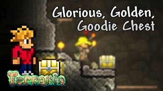 Terraria Let's Play - Glorious, Golden, Goodie Chest [6]