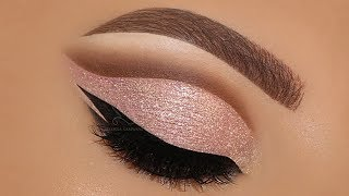 Glam Holiday + Sparkles + Full Face Makeup Tutorial | Melissa Samways