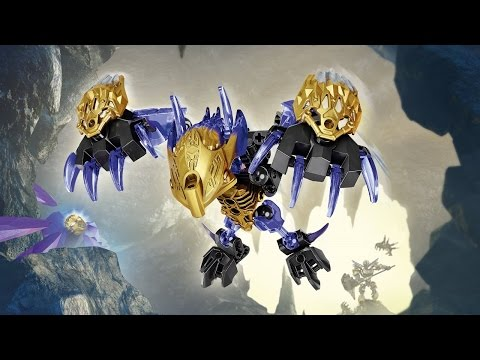 LET'S BUILD! - BIONICLE - 71304: Terak, Creature of Earth
