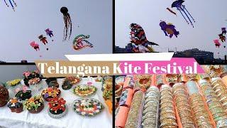 Telangana International Kite Festival 2019/ International Kite Festival